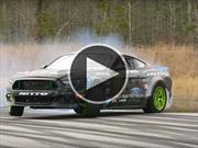 Video: Ford Mustang RTR 2016 con 900 Hp en acción