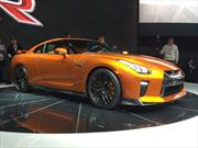 Nissan GT-R 2017, perfecciona la potencia y diseño