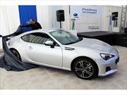 Nuevo Subaru BRZ: Estreno en Chile