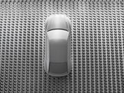 Audi devela escultura basada en el Sport quattro concept