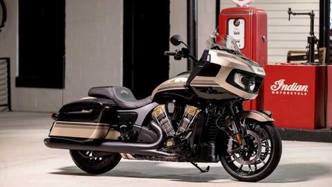 Indian Motorcycle y Jack Daniel's se unen para crear algo especial