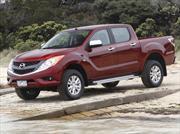 La próxima Mazda BT-50 utilizará plataforma Isuzu