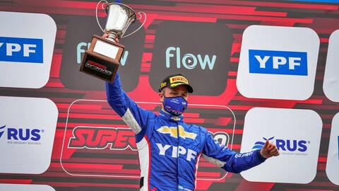 STC2000 2021: Agustín Canapino y Chevrolet brillaron en el Gálvez