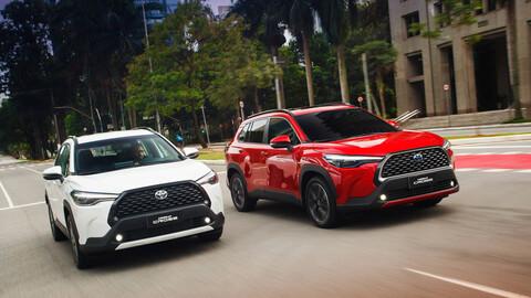 Confirmado: el Toyota Corolla Cross llega a Chile este 2021