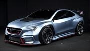 El nuevo Subaru WRX STi podría alcanzar los 400 Hp