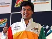 Checo Pérez y Roshfrans anuncian alianza para Fórmula 1
