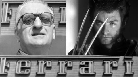 De película: Hugh Jackman haría de Enzo Ferrari