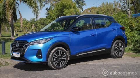 Test Nissan Kicks 2021: el SUV actualiza su propuesta