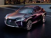 El Lexus UX Concept pierde parte de su nombre