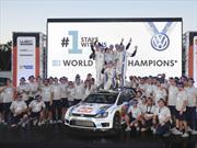 WRC: Volkswagen se corona con triunfo en Australia