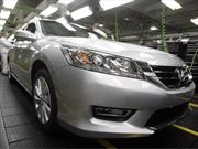 Honda alcanza 30 millones de unidades producidas en Norteamérica