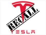 Tesla Model S es llamado a revisión