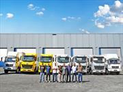 Camiones Sinotruk entrega importante flota a empresa distribuidora del Retail