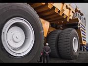 Conocé al BelAZ 75710, el camión más grande del mundo