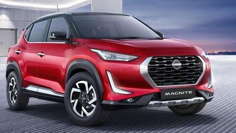 Nissan Magnite 2021, el nuevo mini SUV que viene a Argentina