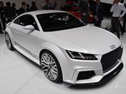 Audi TT Quattro Sport Concept debuta