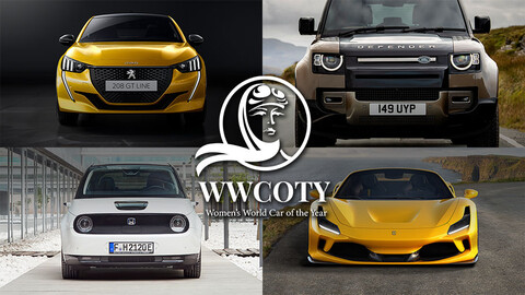 Conoce a los ganadores de los Premios Women's World Car of the Year 2021
