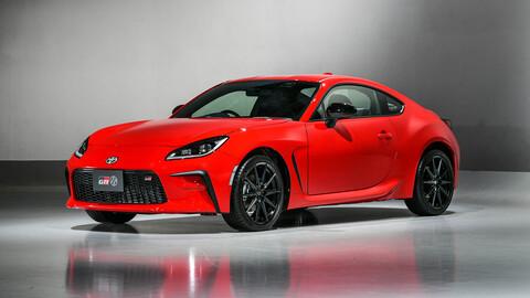 Misterio develado: Toyota GR86 2022 ya es una realidad