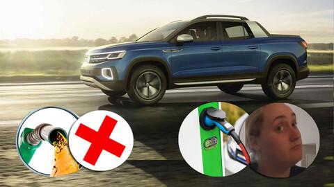 VW Tarok la pickup anti Toro podría no existir por culpa de EE.UU.