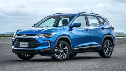 Nuevo Chevrolet Tracker 2021 se lanza en Argentina