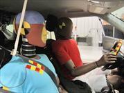 Hyundai trabaja en un sistemas de airbags para choques múltiples