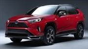 Toyota RAV4 Prime 2021: el RAV4 más potente, rápido y eficiente de la historia