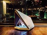 Ford inventa una casa anti ruido para mascotas
