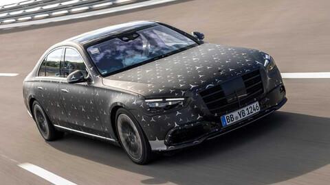 Mercedes-Benz adelanta las innovaciones tecnológicas del nuevo Clase S 2021