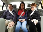 Desarrollan airbags para las plazas traseras