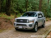 Ford Expedition 2015 a prueba