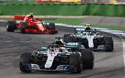 F1 2018: Hamilton se venga de Vettel en Alemania con la lluvia como aliado