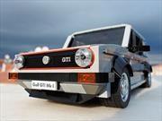 Volkswagen Golf GTI MK1 de Lego, nuevo anhelo decembrino