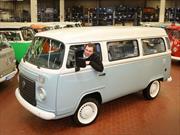 La última Volkswagen Kombi de Brasil se vá para Alemania