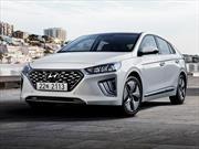 Hyundai Ioniq 2020, facelift de bajo voltaje