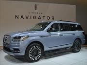 Lincoln Navigator elegida como North American Truck of the Year 2018