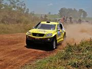 Equipo Tamarugal XC: Concluyen un duro Dakar 2015
