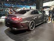 Mercedes-AMG exhibe sus vehículos híbridos