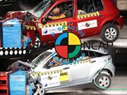 Latin NCAP alarma cero estrella en América Latina