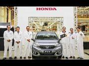 Honda abre una nueva planta en Brasil