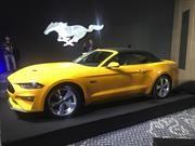 """El Ford Mustang GT Premium Convertible  """"rodará"""" por las carreteras colombianas"""