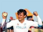 A 15 años de peder las piernas, Alex Zanardi gana medalla en los Juegos Paraolímpicos de Rio 2016