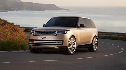 Range Rover 2023, la nueva generación del lujo y el offroad