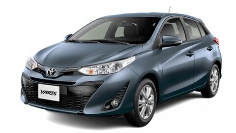 Toyota presenta su nuevo Yaris XS