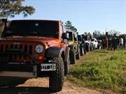 Así fué la travesía solidaria Concordia 2014 del Jeep Club Argentina