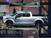 Ford Atlas Concept, el adelanto de la F-Series