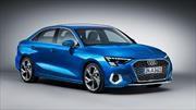 El nuevo Audi A3 sedán muestra la cara