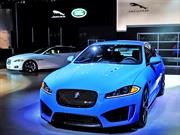 """Jaguar alcanza el título de """"Mejor marca de lujo británico"""""""