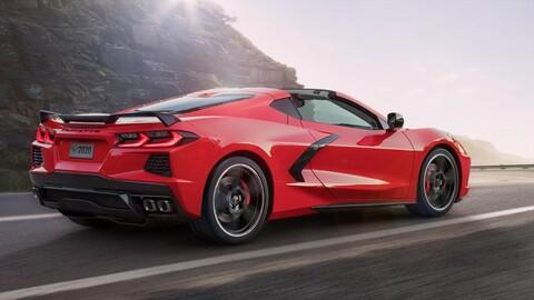 El Chevrolet Corvette eléctrico está en camino, afirma Joe Biden