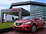 Nissan establece récord de producción en México en 2015