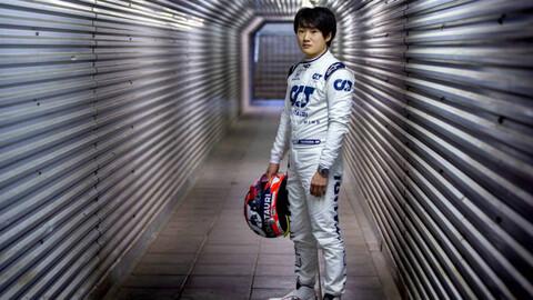 F1 2021: la Máxima vuelve a tener un piloto japonés